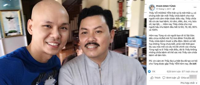 Một sao Việt lộ hình ảnh chụp chung và còn đăng bài PR, nức nở khen ngợi Võ Hoàng Yên - Ảnh 1.