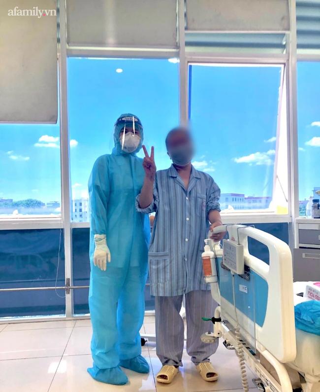 Bệnh nhân Covid-19 nguy kịch thứ 12 xuất viện sau 34 ngày điều trị tại BV Nhiệt đới TW  - Ảnh 3.