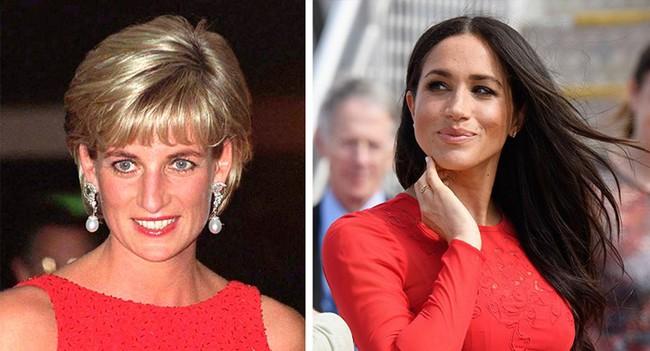 """Bạn thân Công nương Diana """"dội gạo nước lạnh"""" vào Meghan bằng câu nói đầy sâu cay khi nữ công tước tìm mọi cách trở thành bản sao của bà - Ảnh 2."""