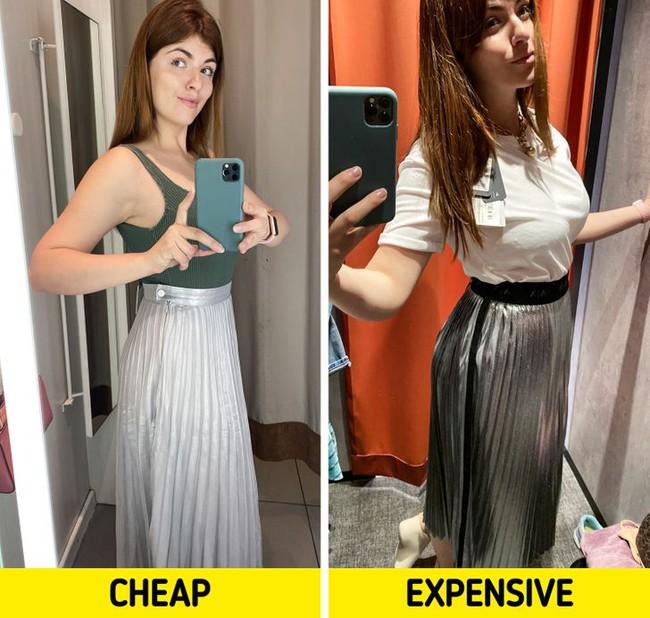 """So sánh quần áo đắt - rẻ khác nhau, nàng BTV có kết luận """"ngã ngửa"""" nhưng sẽ giúp chị em tiết kiệm bộn tiền  - Ảnh 11."""