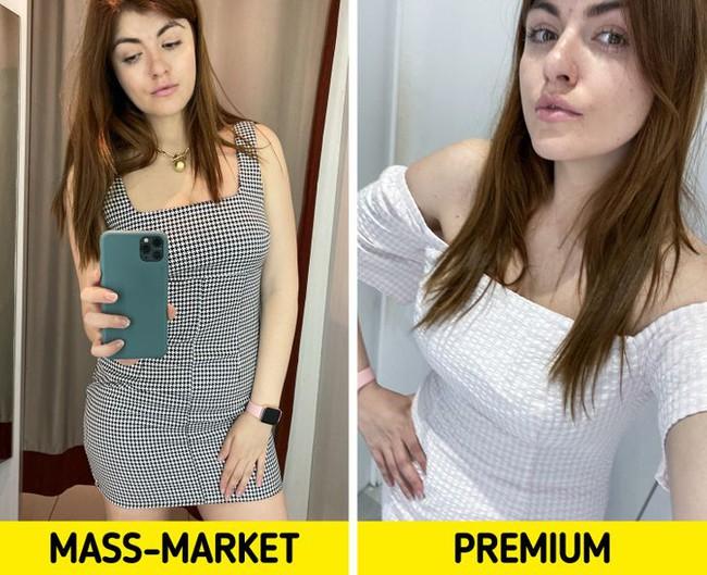 """So sánh quần áo đắt - rẻ khác nhau, nàng BTV có kết luận """"ngã ngửa"""" nhưng sẽ giúp chị em tiết kiệm bộn tiền  - Ảnh 7."""
