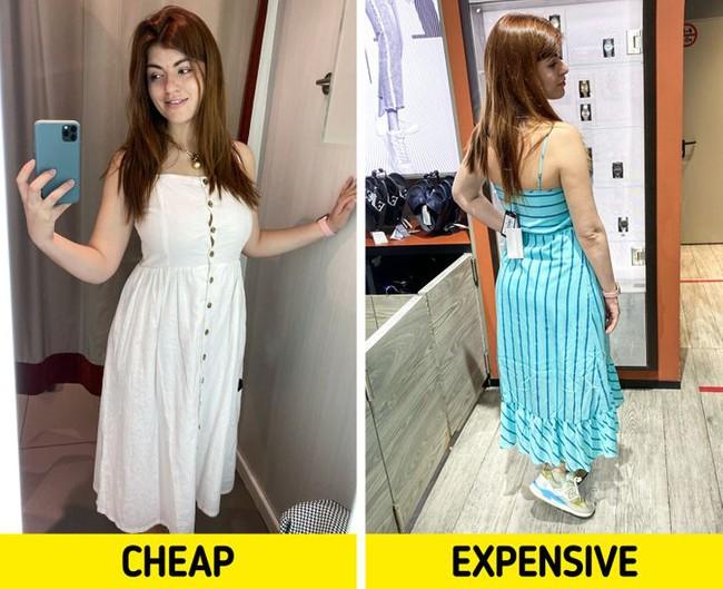 """So sánh quần áo đắt - rẻ khác nhau, nàng BTV có kết luận """"ngã ngửa"""" nhưng sẽ giúp chị em tiết kiệm bộn tiền  - Ảnh 8."""