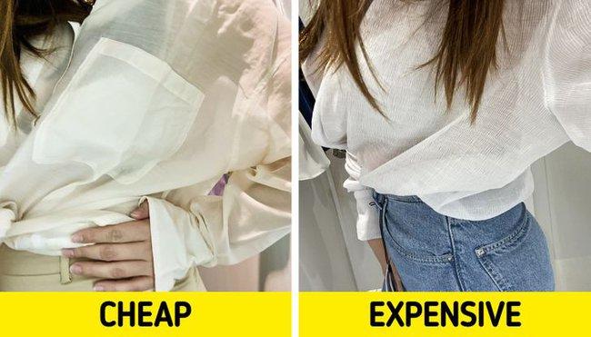 """So sánh quần áo đắt - rẻ khác nhau, nàng BTV có kết luận """"ngã ngửa"""" nhưng sẽ giúp chị em tiết kiệm bộn tiền  - Ảnh 4."""