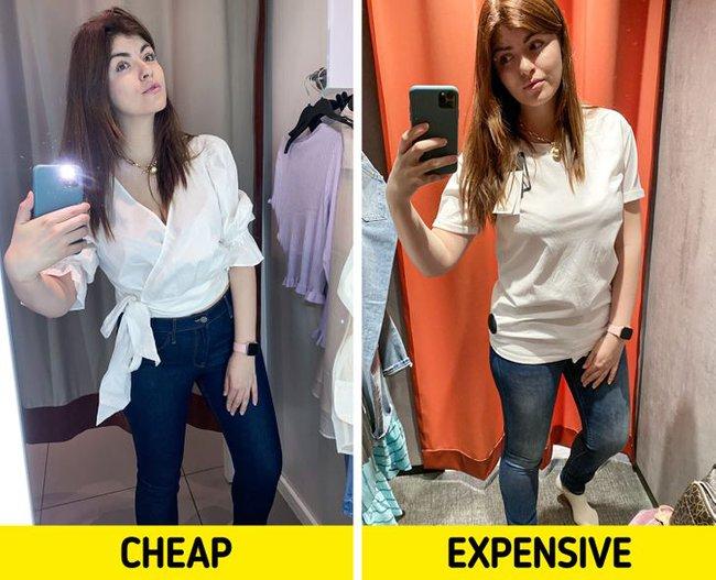 """So sánh quần áo đắt - rẻ khác nhau, nàng BTV có kết luận """"ngã ngửa"""" nhưng sẽ giúp chị em tiết kiệm bộn tiền  - Ảnh 1."""