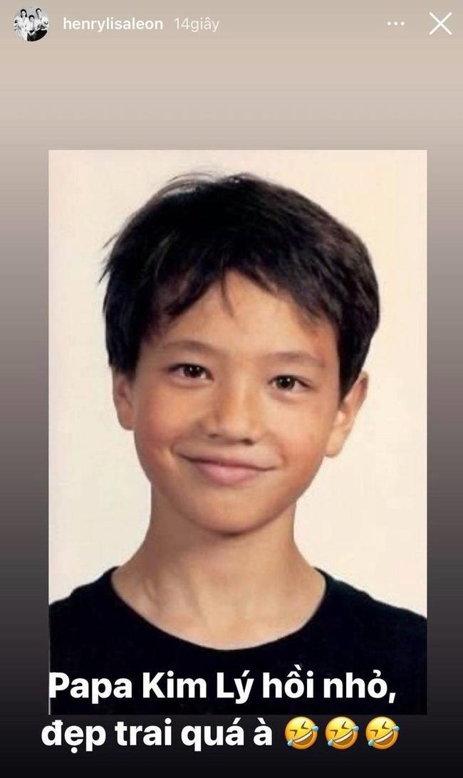 Hé lộ hình ảnh hiếm thời thiếu niên của Kim Lý, dung mạo thế này bảo sao Hồ Ngọc Hà say đắm - Ảnh 2.