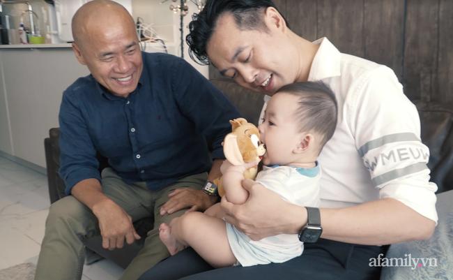 """Căn bệnh khiến cha của nhạc sĩ Dương Khắc Linh ko thể nhai đồ cứng, """"tắt nụ cười"""" phải điều trị suốt 5 tháng - Ảnh 5."""