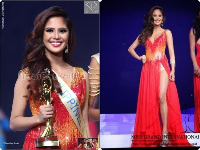 """HH Philippines mà Khánh Vân vướng ồn ào đạo nhái, ngay chung kết Miss Grand còn lộ cả nội, đã thế còn """"hoa hòe hoa sói"""" - Ảnh 7."""