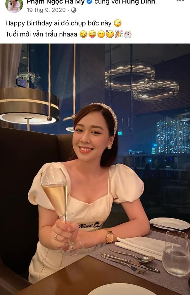 """Phạm Ngọc Hà My - từ """"nữ sinh tặng hoa Tổng thống Trump"""" đến biên tập viên VTV24 - Ảnh 7."""