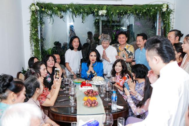 """Diva Thanh Lam và bạn trai bác sĩ chính thức """"về chung một nhà"""" sau thời gian hẹn hò? - Ảnh 5."""