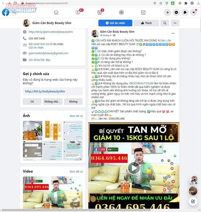 """Bát nháo thị trường viên sủi giảm cân, nghệ sĩ Việt thi nhau quảng cáo """"thổi phồng"""" công dụng: Hệ lụy khôn lường - Ảnh 3."""