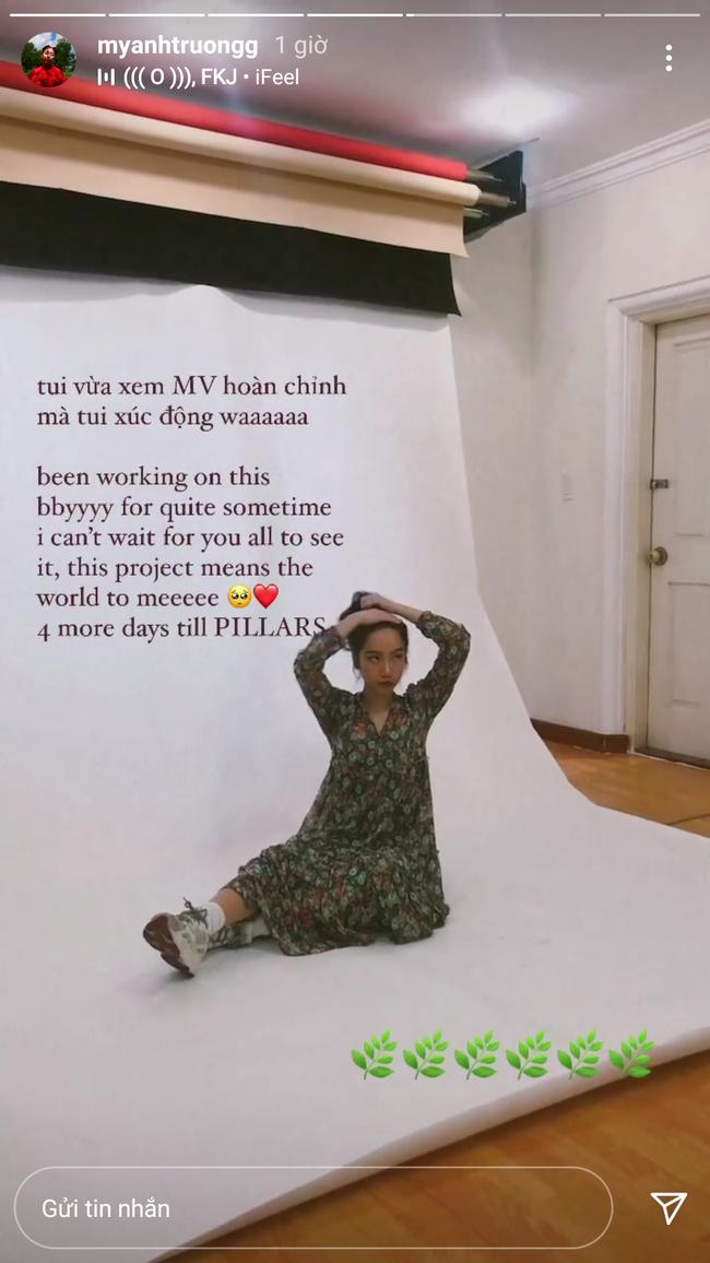 """Diện váy rõ """"dừ"""" nhưng con gái Mỹ Linh vẫn cân đẹp, nhìn hậu trường không photoshop mà ngỡ ngàng vì nhan sắc và thần thái  - Ảnh 2."""