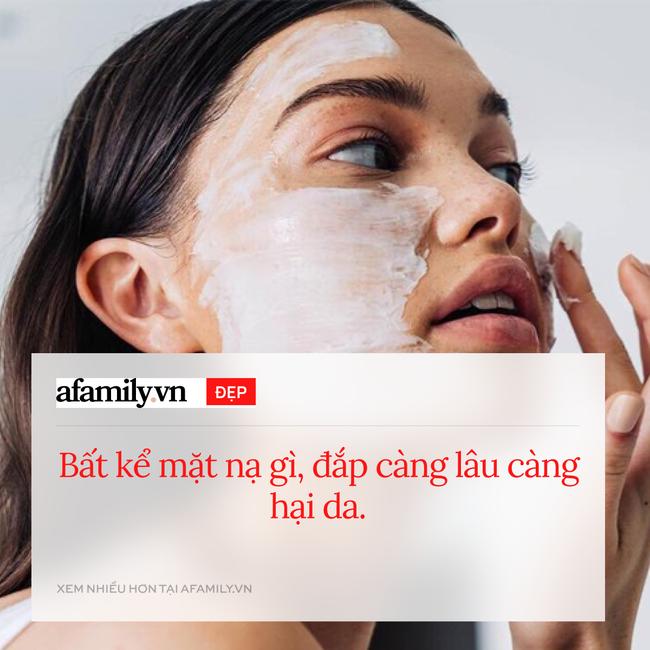 Cảnh báo: 8 bước skincare càng làm càng khiến da xấu tệ hại - Ảnh 3.