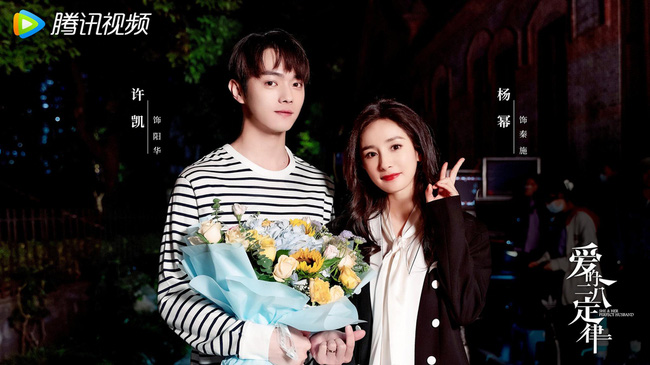 Dương Mịch - Hứa Khải chung 1 khung hình, nhan sắc thế nào mà netizen cứ mắng nhà gái già hơn nhà trai?  - Ảnh 2.