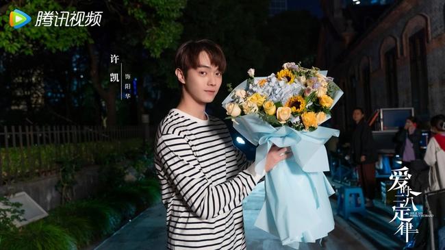 Dương Mịch - Hứa Khải chung 1 khung hình, nhan sắc thế nào mà netizen cứ mắng nhà gái già hơn nhà trai?  - Ảnh 3.