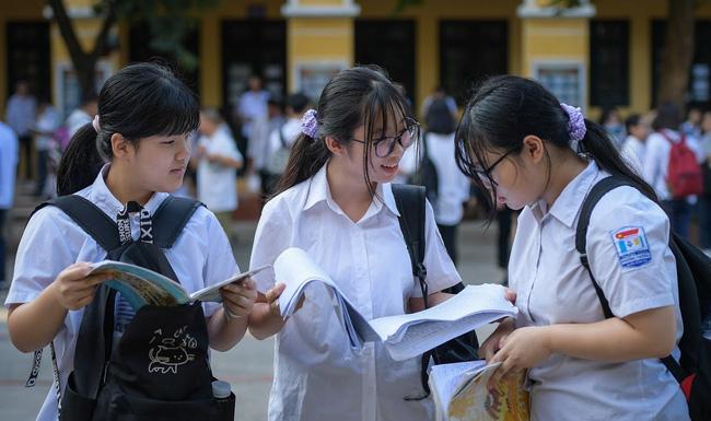 Mới nhất: Điểm chuẩn tuyển sinh lớp 10 năm 2021 của các tỉnh thành - Ảnh 1.