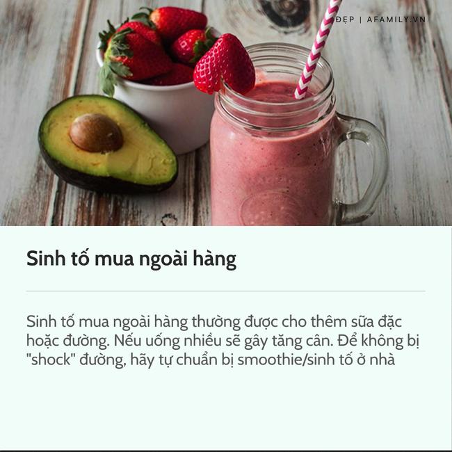 Hội chị em muốn giữ body đẹp TUYỆT ĐỐI tránh uống 5 loại nước này  - Ảnh 5.