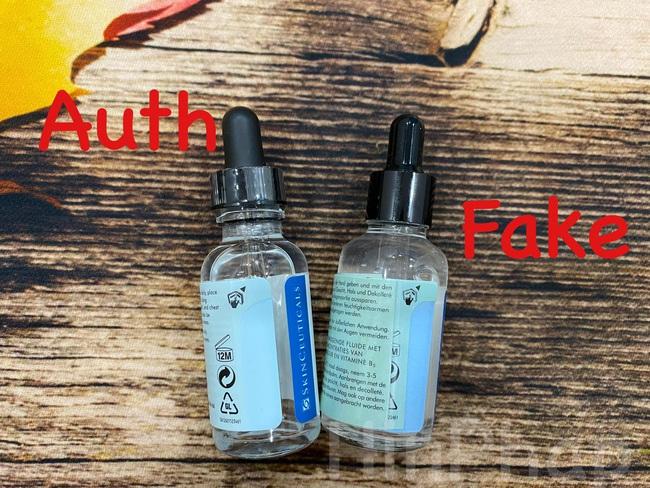 Cảnh báo: Bỏ 800k mua lọ serum B5 SkinCeuticals mới biết là hàng fake, chị em cần biết phân biệt thật - giả từ chi tiết nhỏ nhất - Ảnh 8.