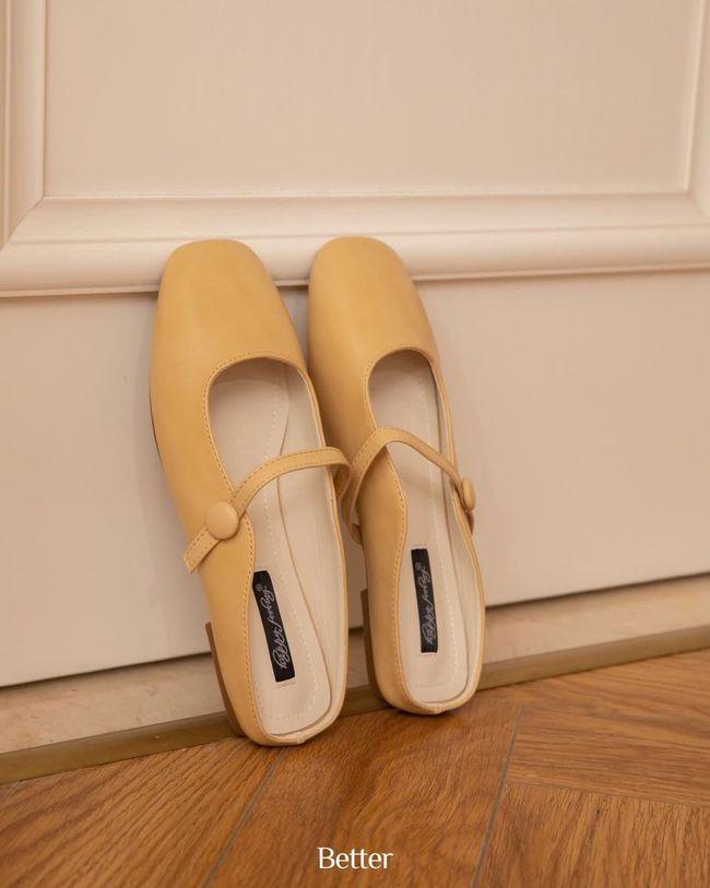 12 đôi giày màu be chỉ từ 212k: Cân được mọi kiểu trang phục, chọn giày bệt cũng hack được vài phân chiều cao - Ảnh 3.