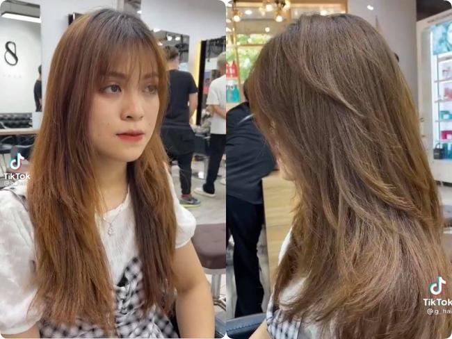 Chẳng cần tận Hàn Quốc xa xôi, hair stylist Việt cũng cắt layer đẹp  - Ảnh 6.