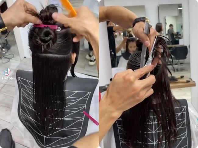 Chẳng cần tận Hàn Quốc xa xôi, hair stylist Việt cũng cắt layer đẹp  - Ảnh 8.