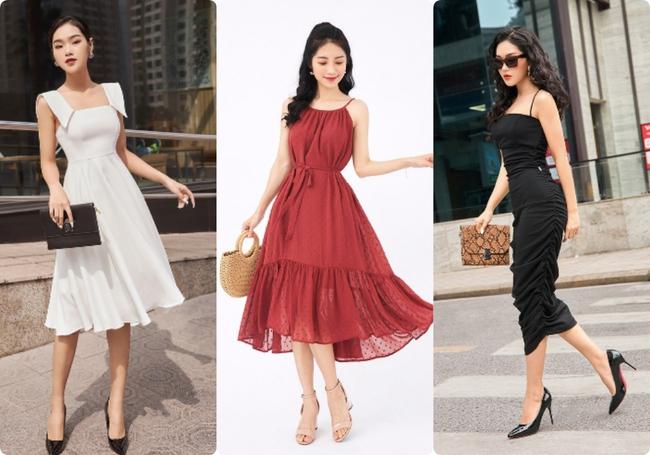 Sale váy hè - Ảnh 3.