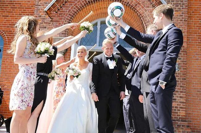 """Chuyện tình của con trai một huyền thoại: 17 tuổi đã """"lái máy bay"""", sau 11 năm yêu đương mới đám cưới và sự cố xảy đến trong ngày trọng đại! - Ảnh 6."""