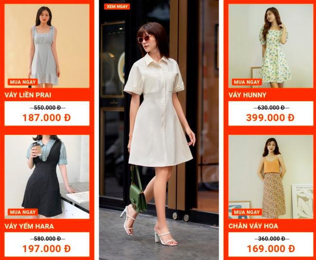 Sale váy hè - Ảnh 11.