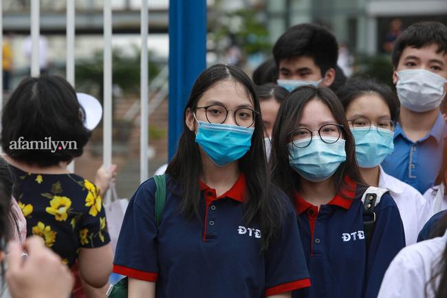 Hà Nội: Điểm chuẩn tuyển sinh lớp 10 năm 2021 mới nhất của một số trường   - Ảnh 2.