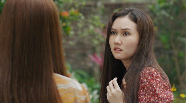 """Mùa hoa tìm lại: Lệ vạch mặt Tuyết, vừa tát vừa chửi xong còn """"unfriend"""" facebook, nào ngờ Tuyết đổ hết tội cho mẹ Việt - Ảnh 4."""