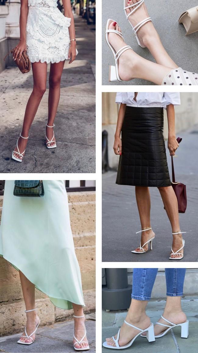 Sandals/ giày dép mùa hè: Có 3 kiểu chị em cần cân nhắc  - Ảnh 1.