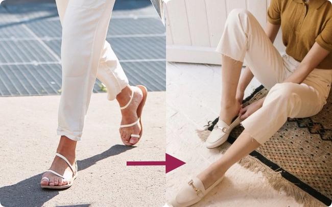 Sandals/ giày dép mùa hè: Có 3 kiểu chị em cần cân nhắc  - Ảnh 4.