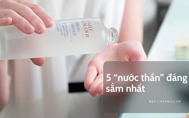 """5 chai """"nước thần"""" làm làm sáng và ngăn ngừa lão hóa da hiệu quả cho nàng tuổi 30+ - Ảnh 1."""