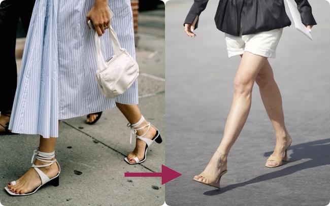 Sandals/ giày dép mùa hè: Có 3 kiểu chị em cần cân nhắc  - Ảnh 8.