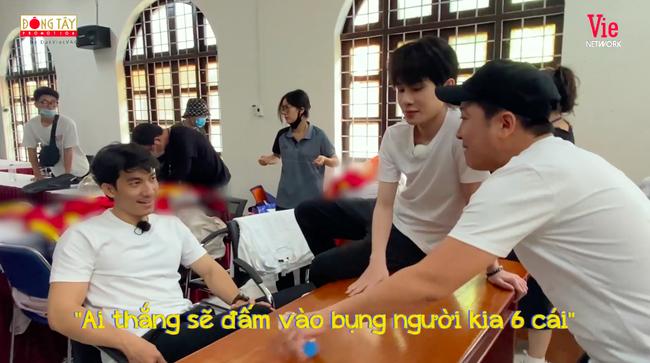 Running Man Vietnam: Sự thật chuyện Liên Bỉnh Phát đấm Jack, có cả Trường Giang chứng kiến  - Ảnh 1.