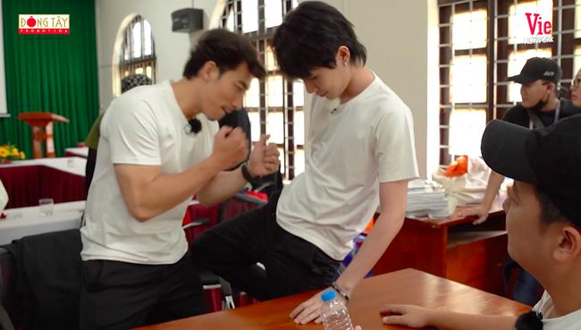 Running Man Vietnam: Sự thật chuyện Liên Bỉnh Phát đấm Jack, có cả Trường Giang chứng kiến  - Ảnh 4.