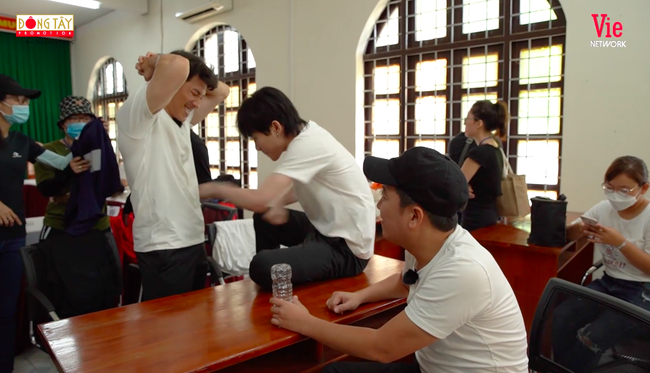 Running Man Vietnam: Sự thật chuyện Liên Bỉnh Phát đấm Jack, có cả Trường Giang chứng kiến  - Ảnh 7.