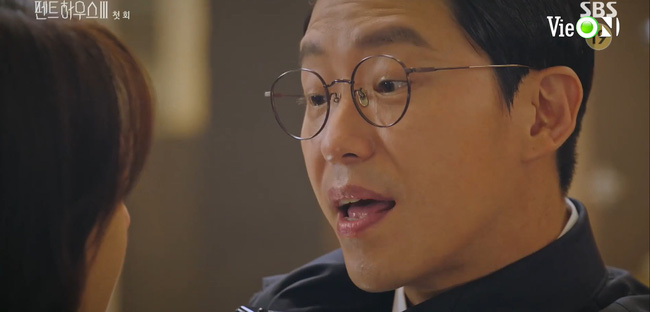 Cuộc chiến thượng lưu 3 tập 1: Seo Jin vừa ra tù đã bị Su Ryeon bắt cóc vứt xuống sông, Ju Dan Tae trở lại đầy hoành tráng  - Ảnh 6.