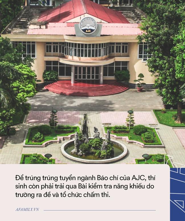 Trường ĐH ở Hà Nội có giảng viên là Hoa hậu Việt Nam đình đám: Không gian xanh mướt cực thơ, muốn đỗ thì học toát mồ hôi  - Ảnh 5.