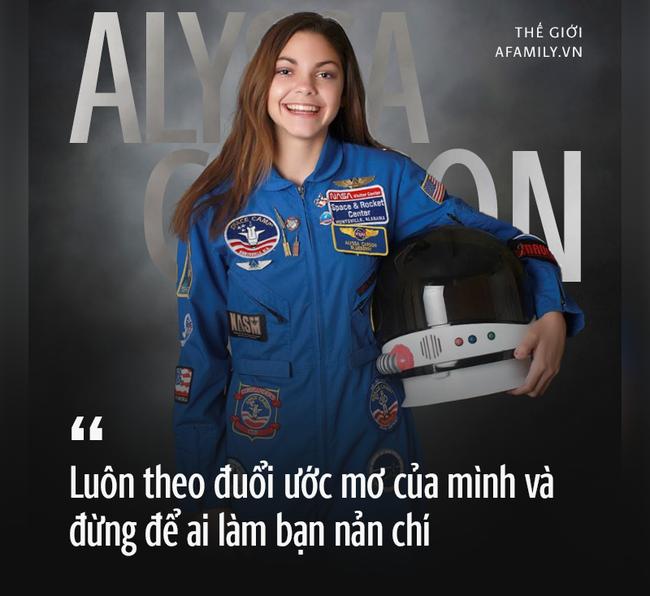 Alyssa Carson: Cô bé 3 tuổi ôm mộng lên sao Hỏa năm nào, chỉ 17 năm sau đã sắp trở thành người trẻ tuổi nhất đặt chân lên vì sao mơ ước - Ảnh 11.