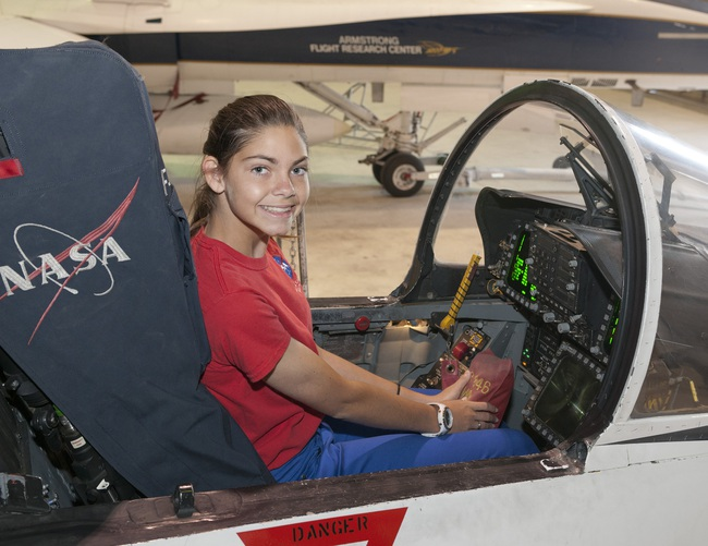 Alyssa Carson: Cô bé 3 tuổi ôm mộng lên sao Hỏa năm nào, chỉ 17 năm sau đã sắp trở thành người trẻ tuổi nhất đặt chân lên vì sao mơ ước - Ảnh 5.