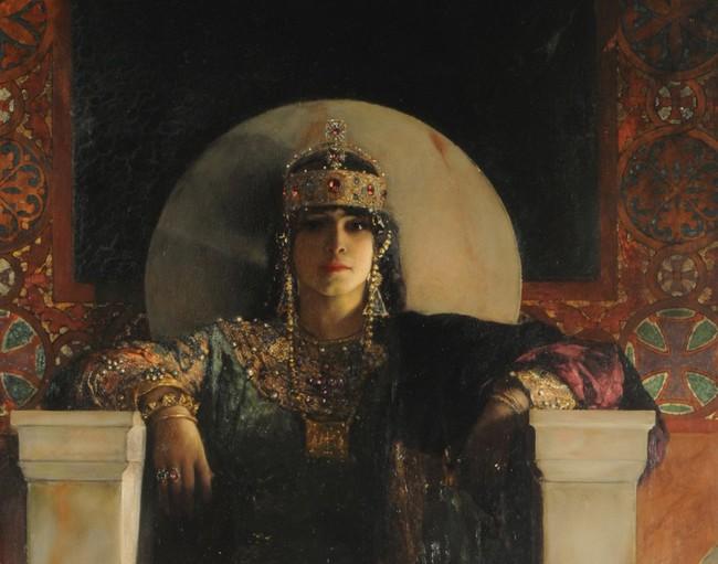 Từ gái làng chơi phóng đãng trở thành Hoàng hậu quyền lực, tàn sát 30.000 người rồi tái thiết luật pháp để bảo vệ phụ nữ - Ảnh 2.