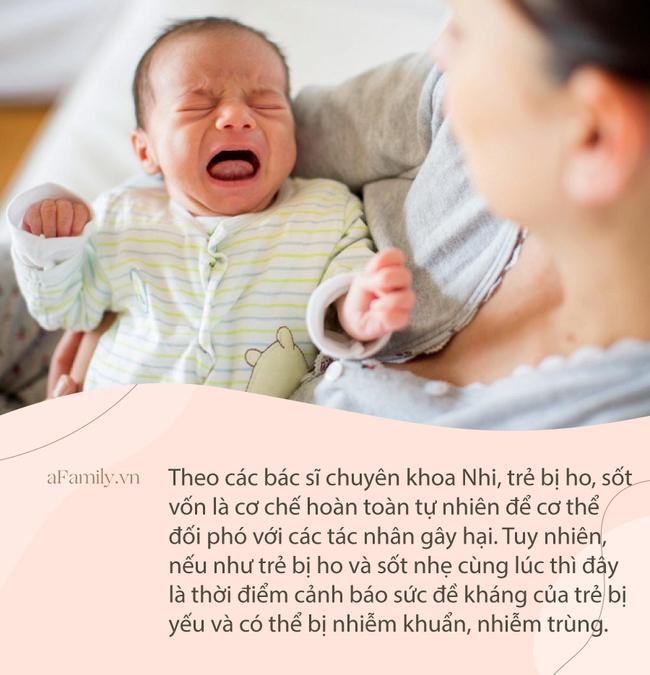 Trẻ 18 tháng hay ho, sốt, sổ mũi thì phải làm sao để tăng sức đề kháng? - Ảnh 3.