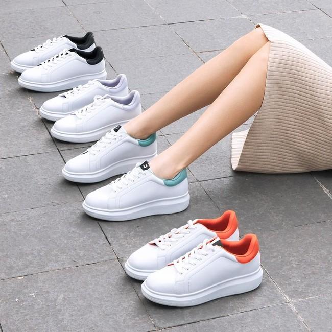 """8 đôi sneakers trắng """"made in Vietnam"""" chuẩn thời thượng, kết hợp được với mọi kiểu đồ và giá chỉ từ 350k - Ảnh 5."""