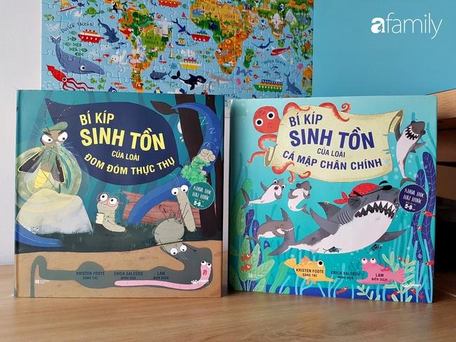 Lý do trẻ nên đọc sách khoa học từ sớm và 10 cuốn sách khoa học hay nhất cho trẻ từ 3-10 tuổi - Ảnh 12.