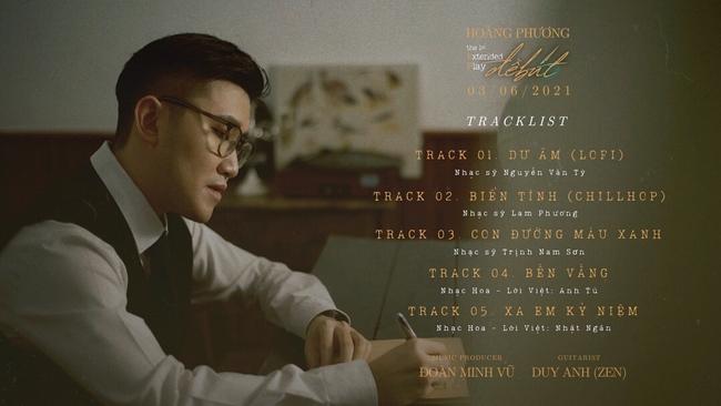 """Hoàng Phương (The Debut) chính thức ra mắt E.P đầu tay kết hợp cùng """"hit-maker"""" Đoàn Minh Vũ - Ảnh 6."""