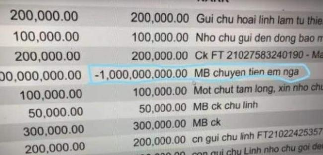 Cư dân mạng xôn xao bảng sao kê được cho là từ tài khoản từ thiện của NS Hoài Linh: Con số thực tế là 22 tỷ đồng? - Ảnh 2.