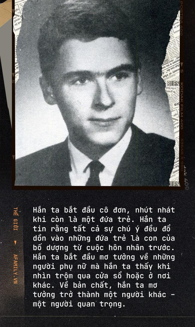 """Ted Bundy: Tuổi thơ cô đơn, bị bạo hành tạo ra """"con quỷ"""" giết người không gớm tay dưới vỏ bọc chàng sinh viên luật hào hoa, phong nhã - Ảnh 6."""