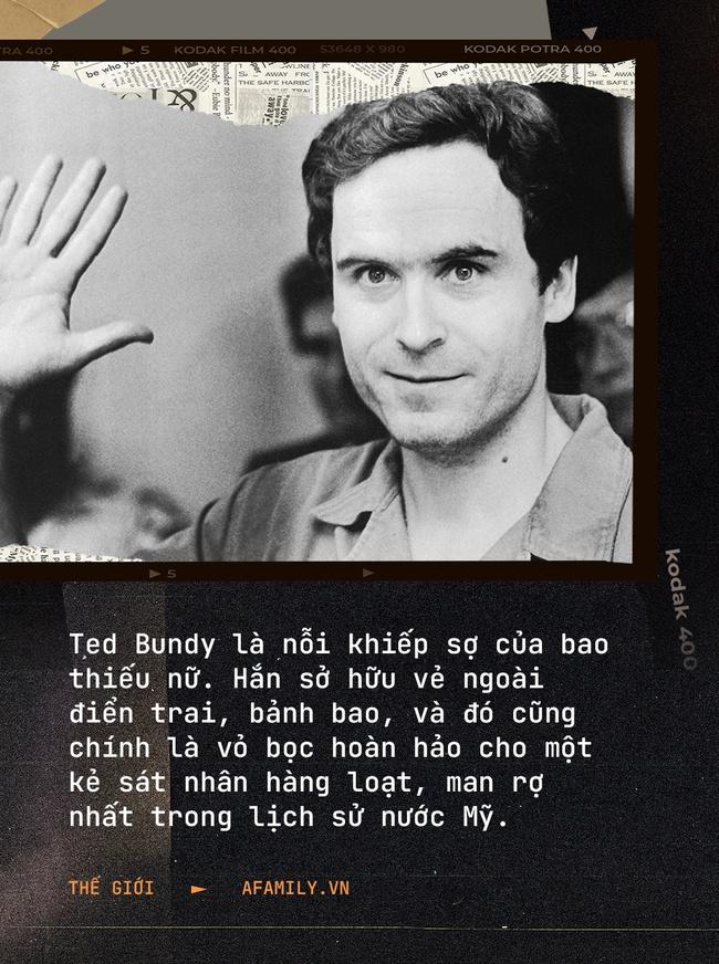 """Ted Bundy: Tuổi thơ cô đơn, bị bạo hành tạo ra """"con quỷ"""" giết người không gớm tay dưới vỏ bọc chàng sinh viên luật hào hoa, phong nhã - Ảnh 3."""