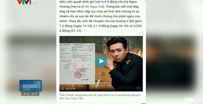 VTV gọi tên Hoài Linh, Trấn Thành, Thủy Tiên trong chủ đề từ thiện: Cuộc giải ngân hơn 15 tỷ đồng nhanh chóng, yêu cầu minh bạch hóa đơn đều được đề cập - Ảnh 4.