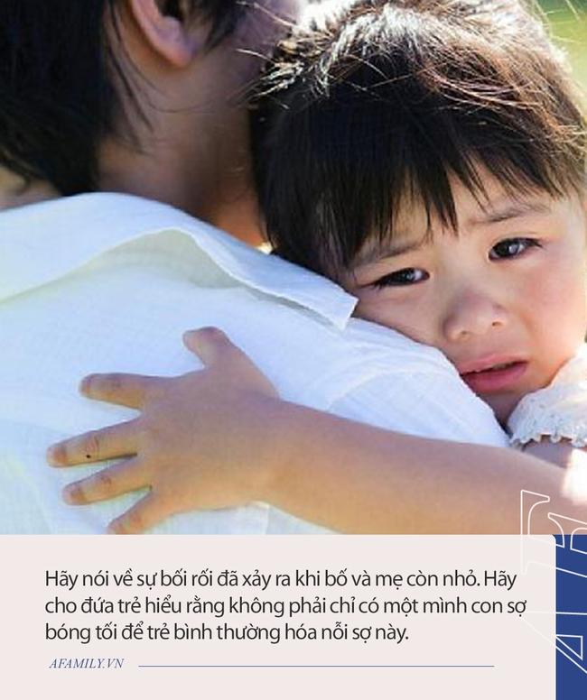 """Khi một đứa trẻ nói """"Mẹ ơi, có ma"""", cách phản ứng của phụ huynh có thể ảnh hưởng đến cả cuộc đời con cái - Ảnh 4."""